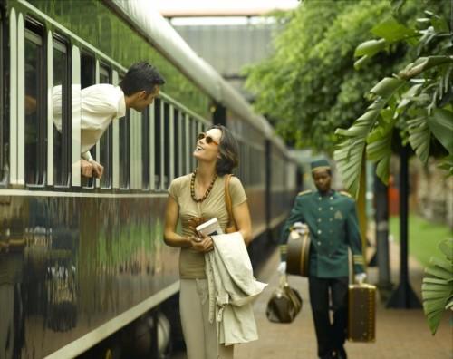 Luxusními vlaky
