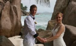 svatba Seychely