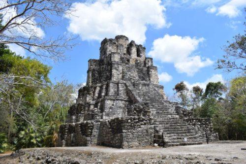 Mexiko - Muyil