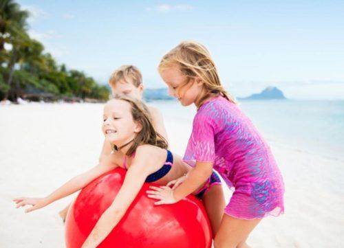 Mauricius 2017 s dětmi je to jiné