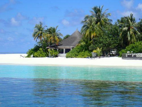 Maledivy 2018