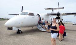 Maledivy vnitrostátní let
