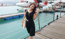 Maledivy 2018 - Janina B