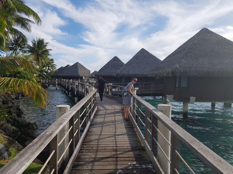 Francouzská Polynésie – Jana a Jana 2019