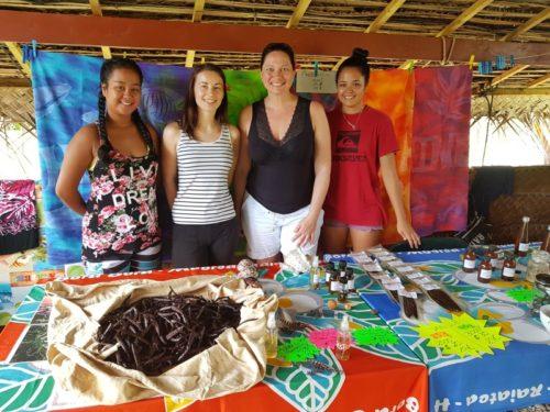 Fracouzská Polynésie – Huahine