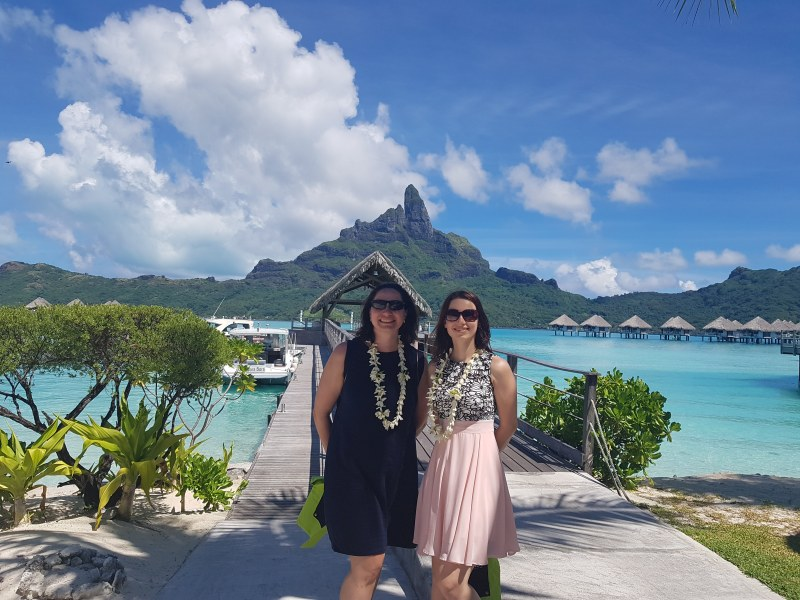 Francouzská Polynésie – Bora Bora