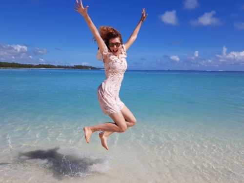 Pracovní cesta Mauricius 2018