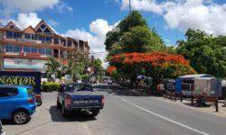 Mauritius inspekční cesta