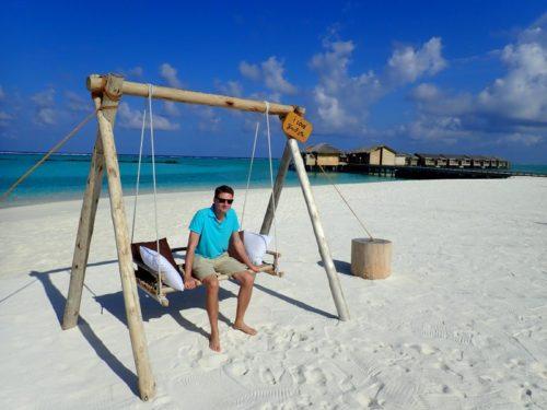 Maledivy 2019 – Jakub