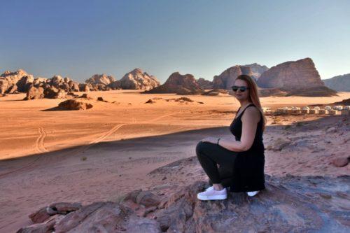 Cesta plná jídla – Jordánsko