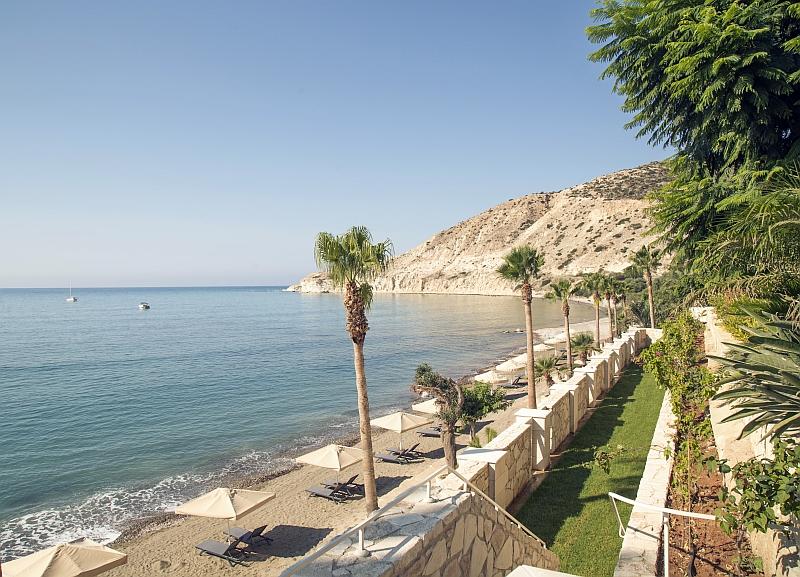 Columbia Beach resort Kypr